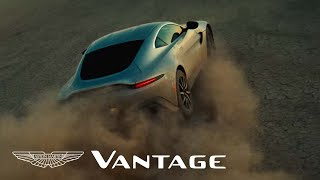 [오피셜] Aston Martin Vantage | Deserves to be driven
