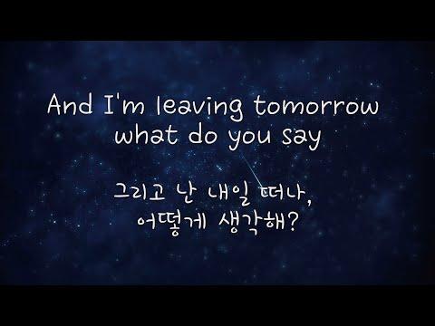 "Anna Kendrick - Cups (영화 Pitch Perfect OST♬ ""When I'm Gone"") (한글 자막/가사/번역/가사해석/lyrics)"