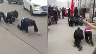 Viral Video Karyawan Dipermalukan di Jalanan karena Gagal Capai Target