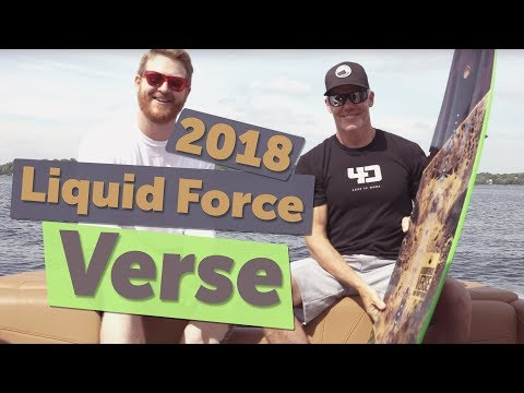2018 Liquid Force Verse Wakeboard Review