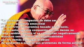 S.S. Dalai Lama nos habla sobre el miedo. Comunidad Budista Tibetana THUBTEN DHARGYE LING, Madrid