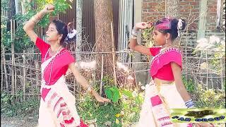 lal paharir deshe ja dance make by BJR fan group