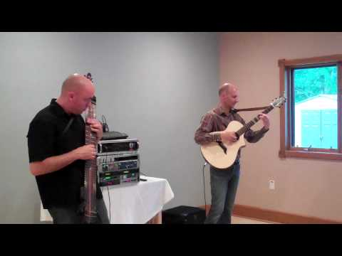 Bert Lams & Tom Griesgraber LIVE at the Artists Cafe in New Paltz - Video 3