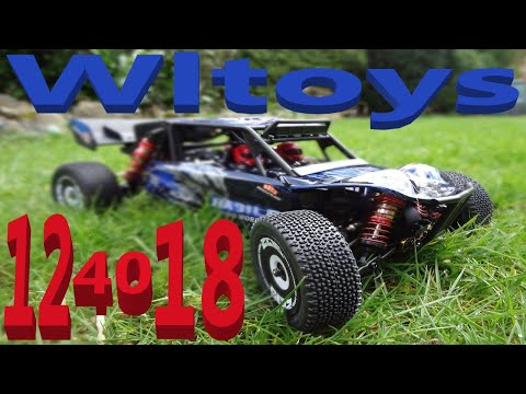 Wltoys 124018 1:12 Scale Buggy. Unboxing & Tear Down. Banggood Special.