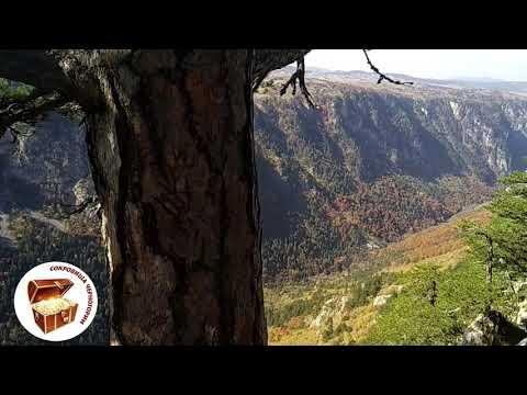 Каньоны Дурмитора, Каньон реки Тара, Чуревац, Каньон реки Сушица. Достопримечательности Черногории.