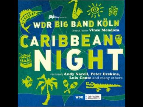 "WDR BIG BAND featuring ANDY NARELL - Ray Holman's ""Pan Woman"""