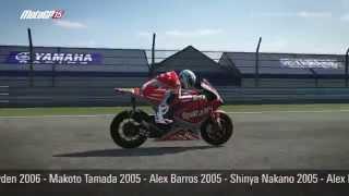 Minisatura de vídeo nº 2 de  MotoGP 15