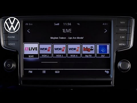 Radio - Easy to understand | Volkswagen