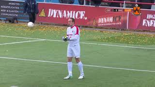 Samenvatting Excelsior Maassluis - HHC Hardenberg met een goal van Sargon Gouriye