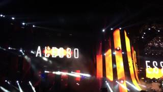 Alesso - Scars feat. Ryan Tedder Live @ Ultra Japan 2014