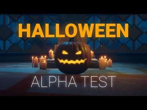 Halloween Alpha Announcement de Midnight Ghost Hunt