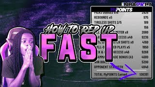 HOW TO REP UP FAST IN NBA 2K19 | HOW TO GET 99 OVERALL FAST IN NBA 2K19