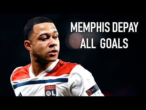 Memphis DEPAY - All Goals in Ligue 1 18/19