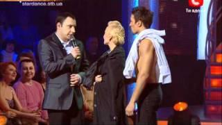 Танцы со звездами-4, Елена Корикова и Тони, 3 эфир