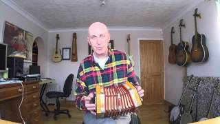 Learning To Play The Anglo Concertina Blog One