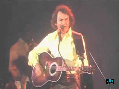 Neil Diamond - Longfellow Serenade (The Thank You Australia Concert, Live 1976)