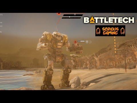 Battletech Walkthrough - Part 11: Argo, The New Ship and