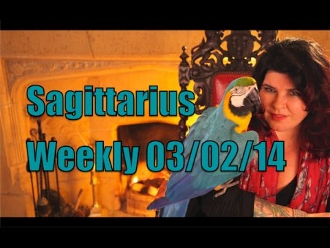Sagittarius Weekly Astrology Forecast 3rd February 2014 Michele Knight