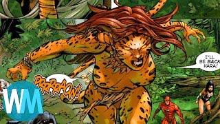 Cheetah: Comic Book Origins