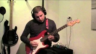 Laurens van der Kooi - Hey Joe (Hendrix/Deep Purple/Led Zeppelin cover)