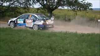 preview picture of video 'Rally Agrotec 2014 Hustopeče'