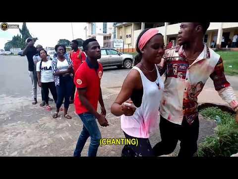 MALWEDHE DANCE (Mark Angel Comedy) (Youngc Funny Comedy) (Episode 184)