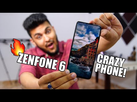 ZENFONE 6: YOU NEED TO SEE THIS! | Ultimate Features!