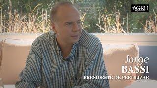 Jorge Bassi - Presidente de Fertilizar