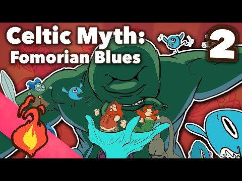Keltská mytologie – Fomóirské blues - Extra Credits