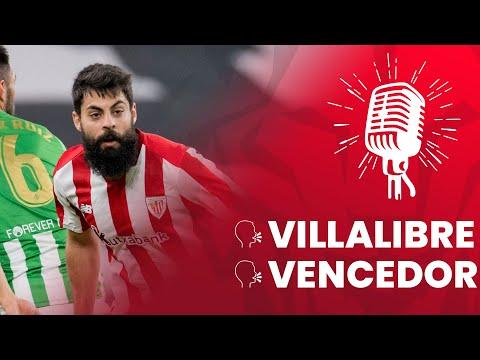 🎙 Asier Villalibre & Unai Vencedor | post Athletic Club 4-0 Real Betis | J10 LaLiga 2020-21