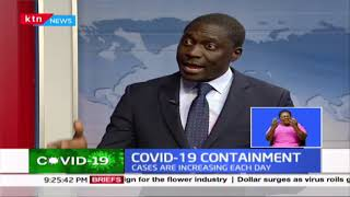 Covid-19 containment: We are fighting an enemy we can\'t see - Dr. Alan Pamba C.E.O Nairobi Hospital