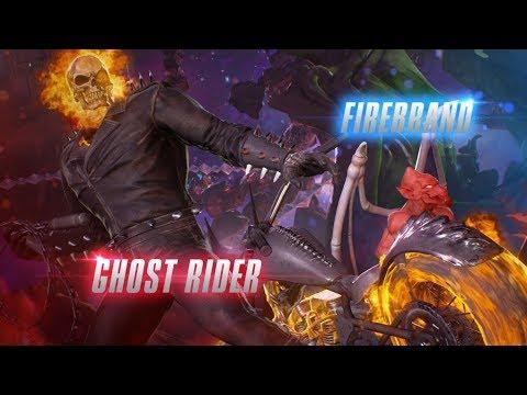 《漫威大戰卡普空:無限》(Marvel vs. Capcom: Infinite)第五支遊玩預告公開!!