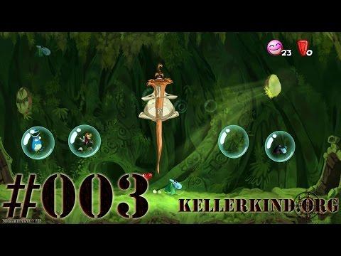 Rayman Origins #3 – Mit Kleinling auf Achse ★ Jhief Plays Rayman Origins [HD|60FPS]