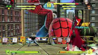 Picture of a game: Marvel Vs Capcom