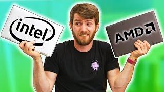 AMD Laptops - Faster, Longer Battery, and CHEAPER!