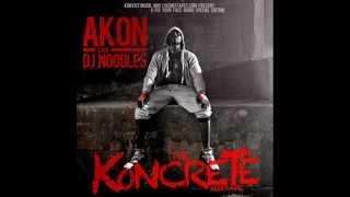Akon - Still A Survivor/The Koncrete Mixtape - 2012 New