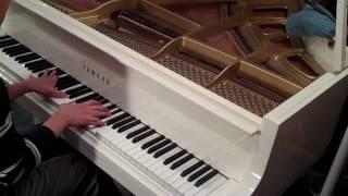 """Secret Garden - """"Song from a Secret Garden"""" piano solo"""