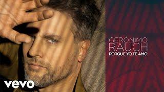 Gerónimo Rauch - Hijo de la Luna (Cover Audio) ft. Carlos Rivera