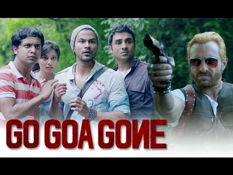 Go Goa Gone Official Trailer | Watch Full Movie On Eros Now