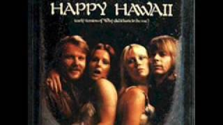 ABBA Happy Hawaii