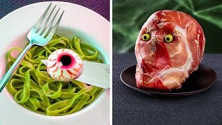 Easy And Cool DIY Halloween Recipes And Decorations