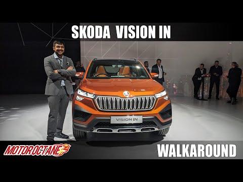 Download Skoda Vision IN - Creta Competition SUV | Auto Expo 2020 | Hindi | Motoroctane HD Mp4 3GP Video and MP3