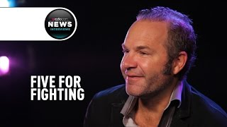 Five For Fighting's John Ondrasik on His New Song for 'Hawaii Five-O'