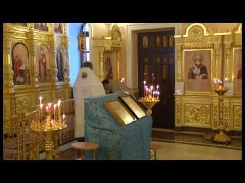 Храм сошествия святого духа на апостолов на долгоозерной