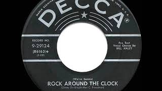 1955 HITS ARCHIVE: Rock Around The Clock - Bill Haley & His Comets (a #1 record)