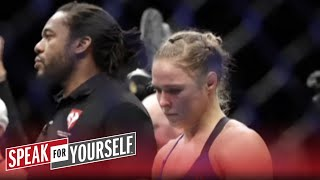 Ronda Rousey an amazing role model? Florian and Bryant discuss | SPEAK FOR YOURSELF