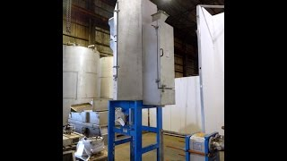 Used- Gala Industries MUP-7 XP Underwater Pelletizing System - stock # 47391001
