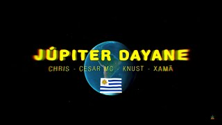 Júpiter Dayane   Knust | Cesar Mc | Xamã | Chris (Prod. Jogzz)