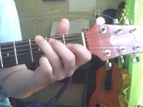 """Разлука """"Гардемарины вперед"""" (Аккорды на гитаре)"""