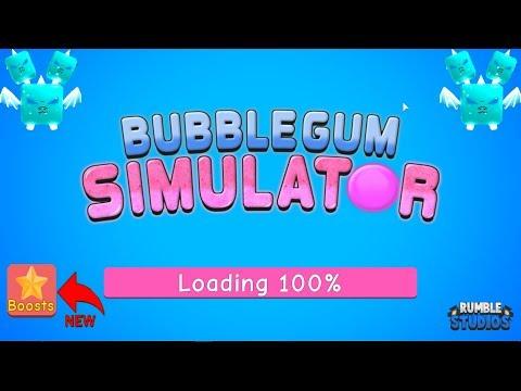 Roblox Bubble Gum Simulator 🚨 UPDATE 14 🚨 (70 лайков и раздача ROBUX)